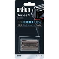 Braun 52B Combipack messenblad + scheerblad