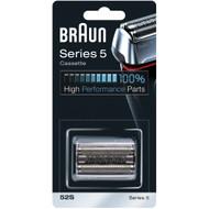 Braun 52S Combipack messenblad + scheerblad