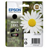 Epson 18 XL Inktcartridge Zwart C13T18114010