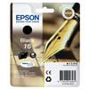 Epson 16 L Inktcartridge Zwart 13T16214010