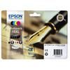 Epson 16 XL Multipack (4 kleuren) C13T16364010