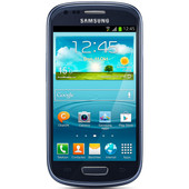 Samsung Galaxy S3 Mini Value Edition Blauw