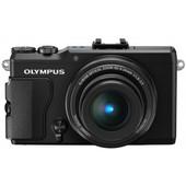 Olympus XZ-2 Zwart