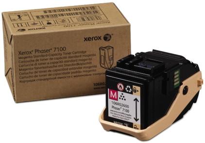 Xerox 7100 Toner Magenta 106R02600