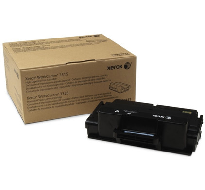 Xerox 3315XL / 3325 Toner Zwart 106R02311