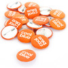 Coolblue Buttons (10 stuks)