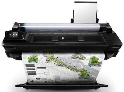 HP Designjet T520 24 inch