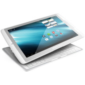 Archos 101 XS 16GB QWERTY Coverboard White