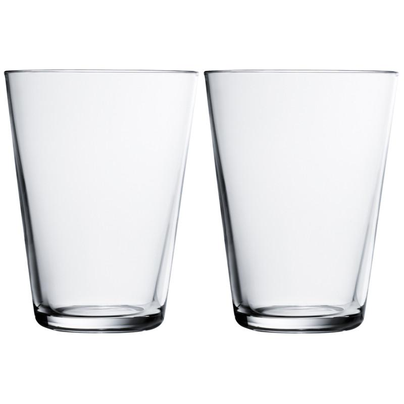 Iittala Kartio Glas 40 Cl Helder (2 Stuks)
