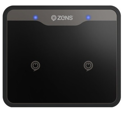 Zens Wireless Dual Charger