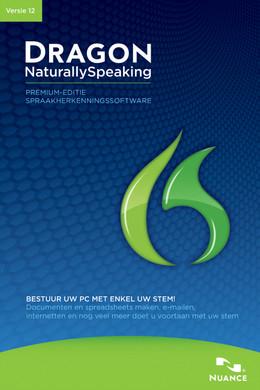 Nuance Dragon Naturally Speaking Premium 12.0