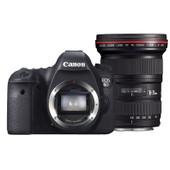 Canon EOS 6D + Canon EF 16-35mm