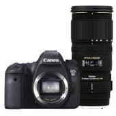 Canon EOS 6D + Sigma 70-200mm