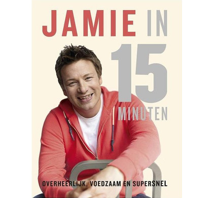 Jamie Oliver in 15 minuten - Jamie Oliver