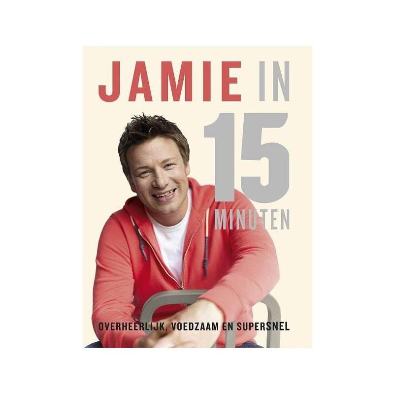 Jamie Oliver In 15 Minuten - Jamie Oliver vandaag bezorgd