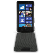 Noreve Tradition Leather Case Nokia Lumia 820 Zwart