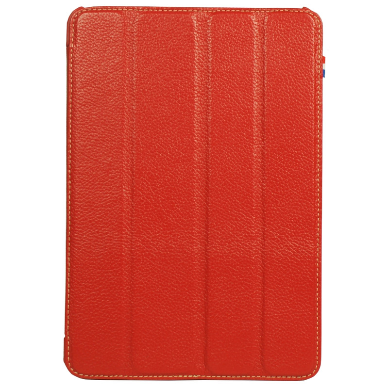 Decoded Leather Slim Cover Apple Ipad Air Red vandaag bezorgd