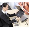 product in gebruik Elkhuizen FlexTop 270 Laptophouder