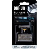 Braun Combipack 8000 Zilver Messenblad en Scheerblad