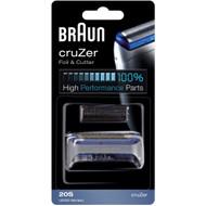 Braun Combipack 2000 Cruzer Messenblad en Scheerblad