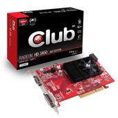 Club 3D Radeon HD 3450 AGP Edition