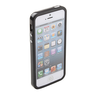 Veripart Bumper Case Apple iPhone 5 / 5S Black