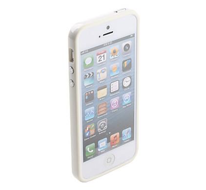 Xccess Bumper Case Apple iPhone 5/5S/SE White