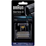 Braun 31B Combipack (5000/6000 Serie) Messenblad en Scheerblad