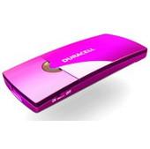 Duracell 3-uurs mobiele oplader Roze