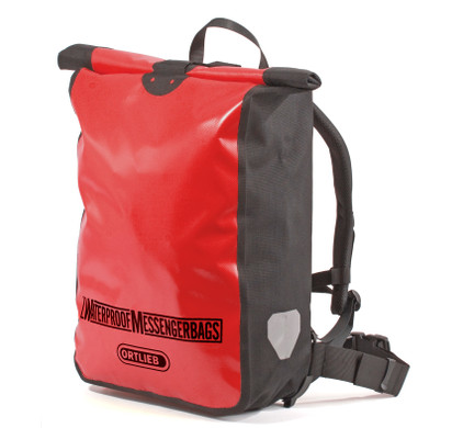 Ortlieb Messenger Bag Red/Black