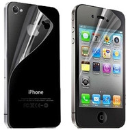 Mobilize Screenprotector Front & Back iPhone 4 Duo Pack