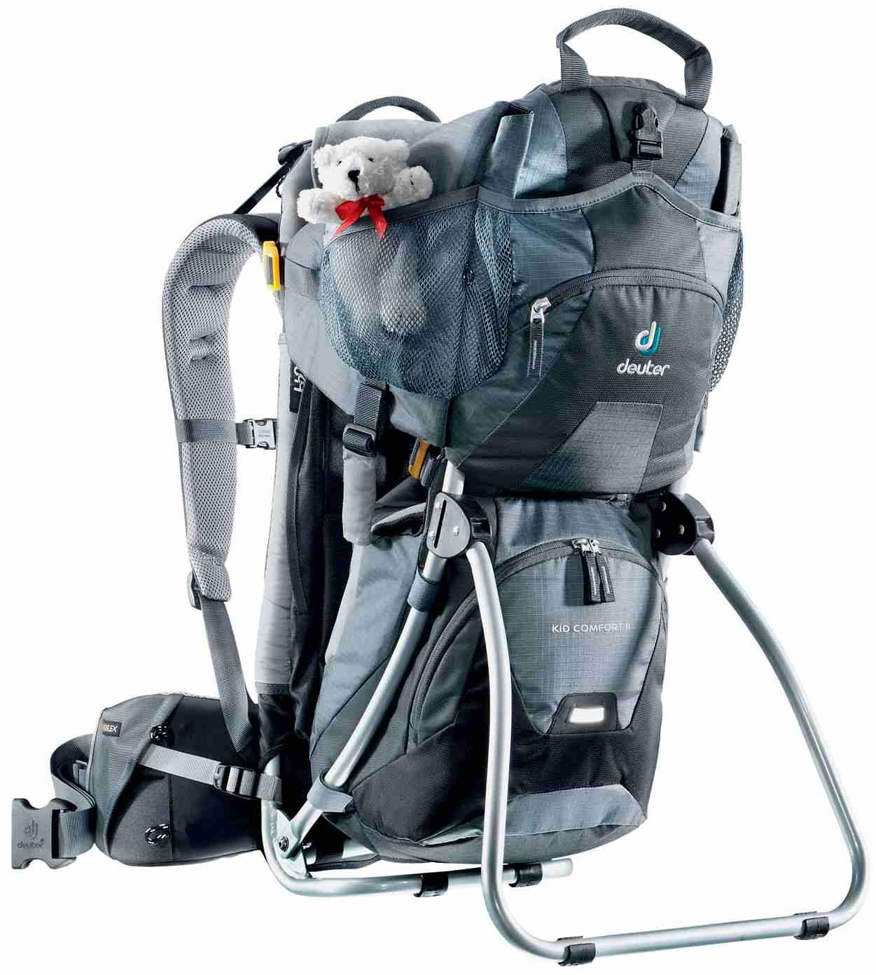 Deuter Kid Comfort II Titan/Anthracite