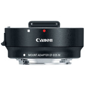 Canon EF(-S) - EF-M Adapter