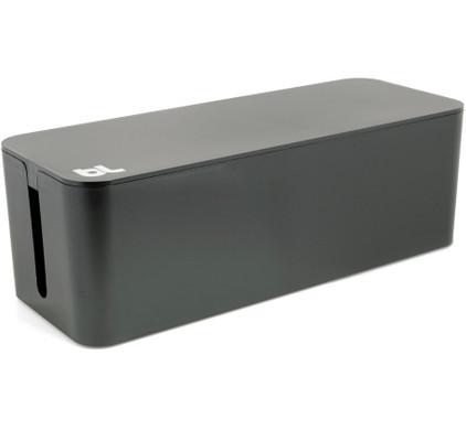 Bluelounge Kabelbox Zwart