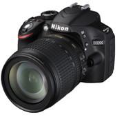 Nikon D3200 + AF-S DX 18-105mm VR
