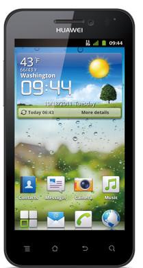 Huawei Honor U8860 Zwart