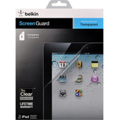 Belkin Ultra-Clear Screenprotector Apple iPad 2 / 3 / 4