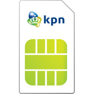 KPN Prepaid 4FF Nano Simkaart
