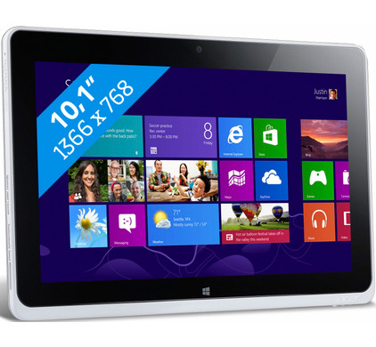 Acer Iconia Tab W510 Azerty + Office