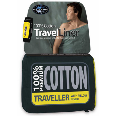 Sea to Summit Cotton Travel Liner Traveler