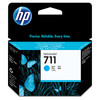 HP 711 Ink Cartridge Blauw (cyaan) (CZ130A)