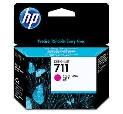 HP 711 Ink Cartridge Magenta (CZ131A)