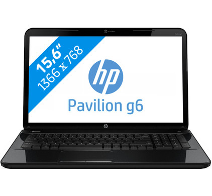 HP Pavilion g6-2204sd
