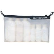 Sea to Summit Clear Ziptop Pouch
