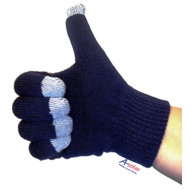 A-Solar Touch Gloves