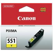Canon CLI-551Y Inktcartridge Geel (6511B001)
