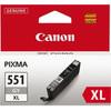 Canon CLI-551GY XL Inktcartridge Grijs (6447B001)