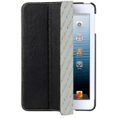 Melkco Leather Slim Cover Apple iPad Mini Black