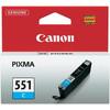 Canon CLI-551C Inktcartridge Cyaan (6509B001)