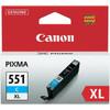 Canon CLI-551C XL Inktcartridge Cyaan